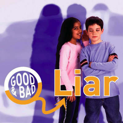 Liar by Janine Amos