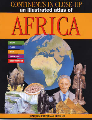 An Illustrated Atlas of Africa by Malcolm Porter