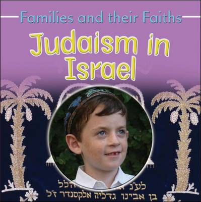 Judaism in Israel by Bruce Campbell, Frances Hawker