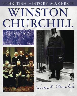 Winston Churchill by Leon Ashworth