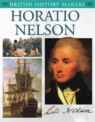 Horatio Nelson by Leon Ashworth