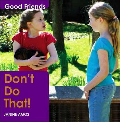 Don't Do That by Janine Amos