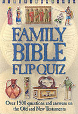 Family Flip Quiz Bible by Janet Dyson