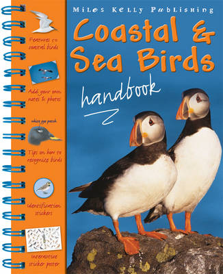 Coastal and Sea Birds Handbook by Duncan Brewer, Alan Harris