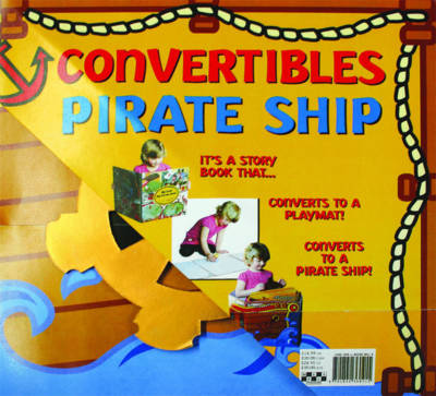 Convertible: Pirate Ship by Belinda Gallagher