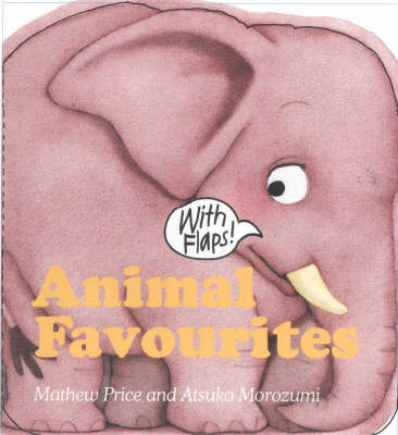 Animal Favourites by Mathew Price
