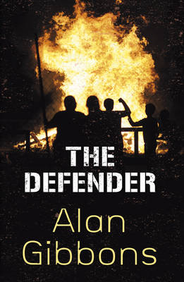 The Defender by Alan Gibbons, Neil Conrich