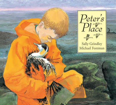 Peter's Place by Sally Grindley