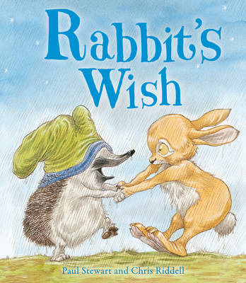 Rabbit's Wish by Paul Stewart
