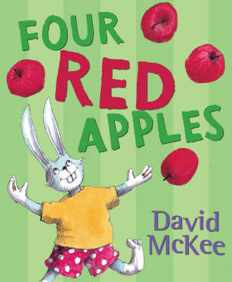 Four Red Apples by David McKee