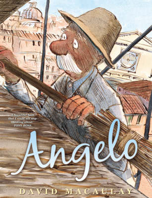 Angelo by David Macaulay