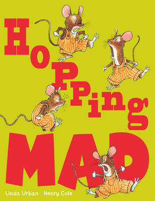 Hopping Mad by Linda Urban