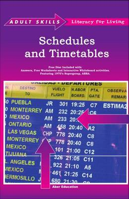 Schedules and Timetables by Dr. Nancy Mills, Dr. Graham Lawler