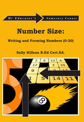 Number Size Writing and Forming Numbers (0-20) by Lawler