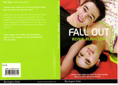Fall Out by Rosie Rushton