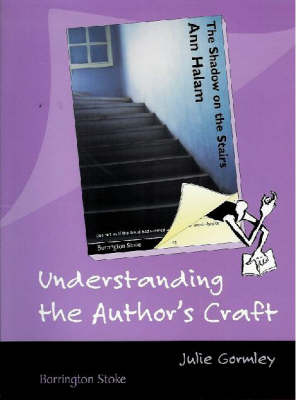 Understanding the Author's Craft Shadow on the Stairs by Ann Halam