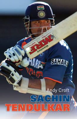 Sachin Tendulkar by Andy Crofts