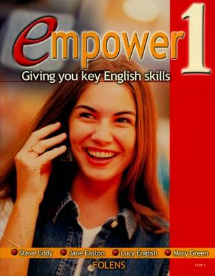 Empower: Student Book 1 (11-14) by Steve Eddy, Jane Easton, Lucy English, Mary Green