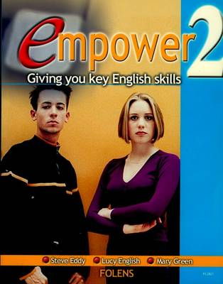 Empower: Student Book 2 (11-14) by Steve Eddy, Lucy English, Mary Green