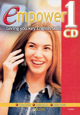 Empower: Teacher CD-ROM 1 & Site Licence by Steve Eddy, Mary Green, Mike Gould