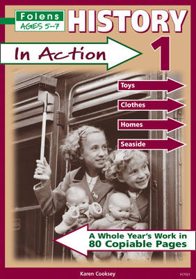 History in Action by Karen Cooksey