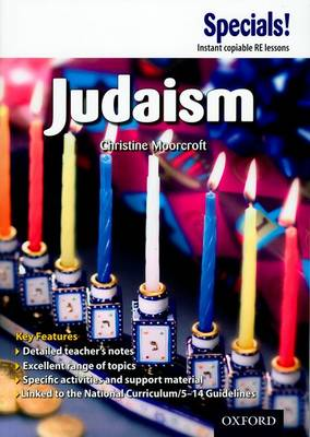 Secondary Specials!: RE - Judaism by Christine Moorcroft