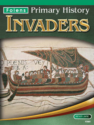 Invaders Textbook by Jane Kevin, John Corn, Priscilla Wood, Tony D. Triggs