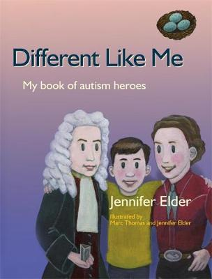 Different Like Me My Book of Autism Heroes by Marc Christopher Thomas
