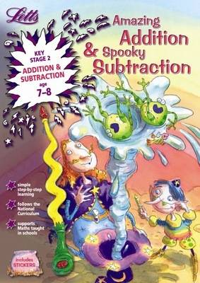 Amazing Addition and Spooky Subtraction Age 7-8 by
