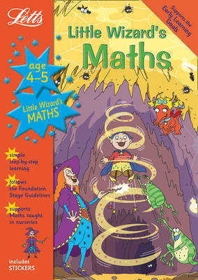 Little Wizard's Maths Age 4-5 by