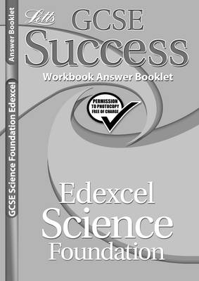 Edexcel Science - Foundation Tier Workbook Answers (2012 Exams Only) by