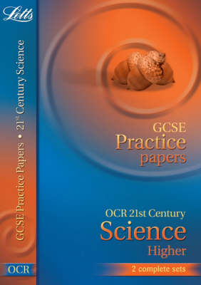 OCR Twenty First Century (A) Science - Higher Tier by