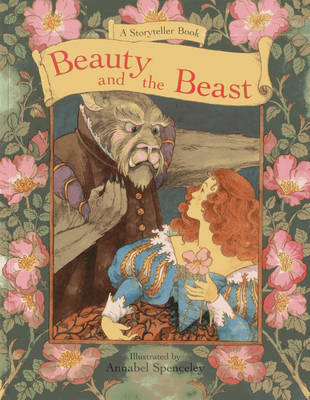 A Storyteller Book Beauty and the Beast by Lesley Young