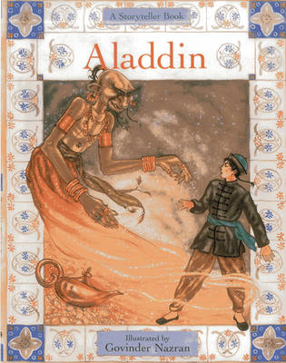 A Storyteller Book Aladdin by Lesley Young