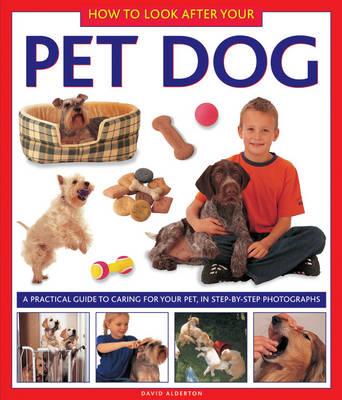 How to Look After Your Pet Dog A Practical Guide to Caring for Your Pet. in Step-by-step Photographs by David Alderton