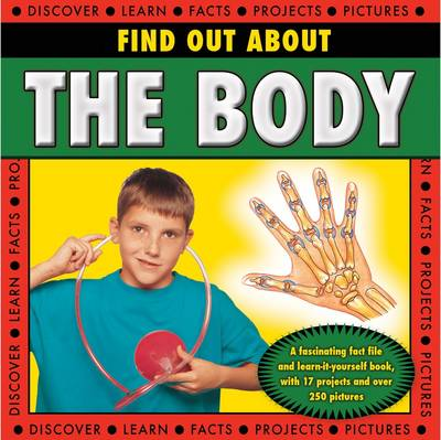 Find Out About the Body by Steve Parker