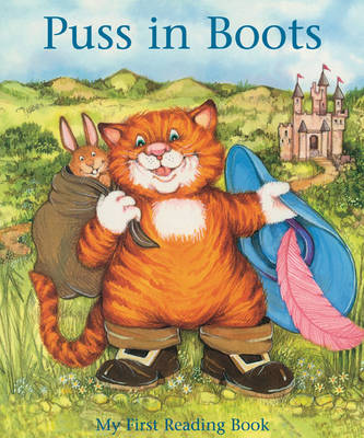 Puss in Boots (floor Book) My First Reading Book by Janet Brown