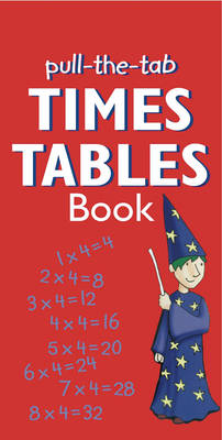 Pul the Tab Times Tables Book by Vivian Head