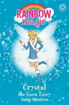 Crystal the Snow Fairy The Weather Fairies by Daisy Meadows