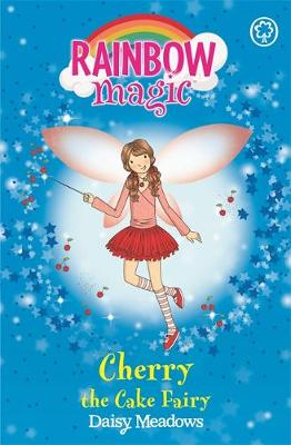 Cherry the Cake Fairy The Party Fairies by Daisy Meadows
