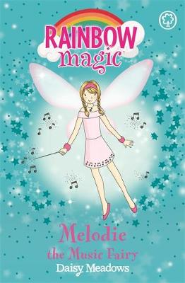 Melodie the Music Fairy The Party Fairies by Daisy Meadows