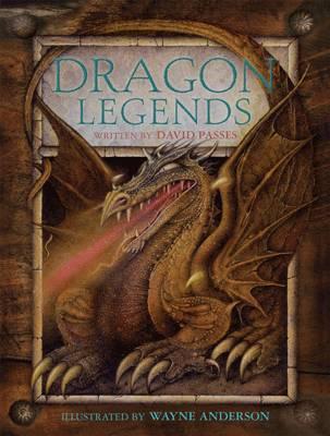 Dragon Legends by David Passes