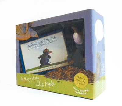 Little Mole Box Set With Plush Toy by