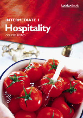 Intermediate 1 Hospitality Course Notes by