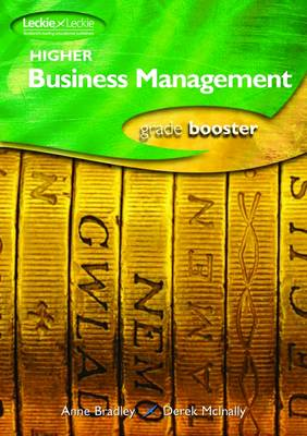 Higher Business Management Grade Booster by