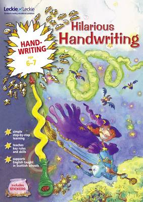 Hilarious Handwriting 6-7 Age 6-7 by