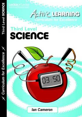 Active Science Third Level by Ian Cameron