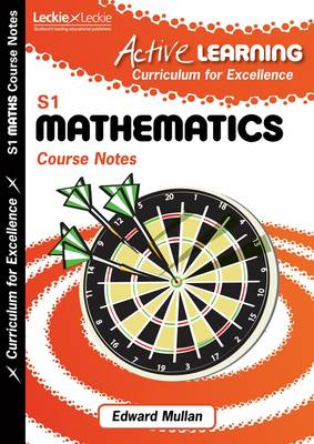 Active Learning Maths Course Notes Third Level, a Curriculum for Excellence Resource by Leckie & Leckie