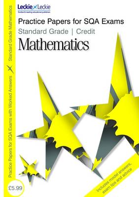 Practice Papers Credit Maths by