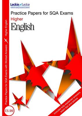 Practice Papers Higher English by